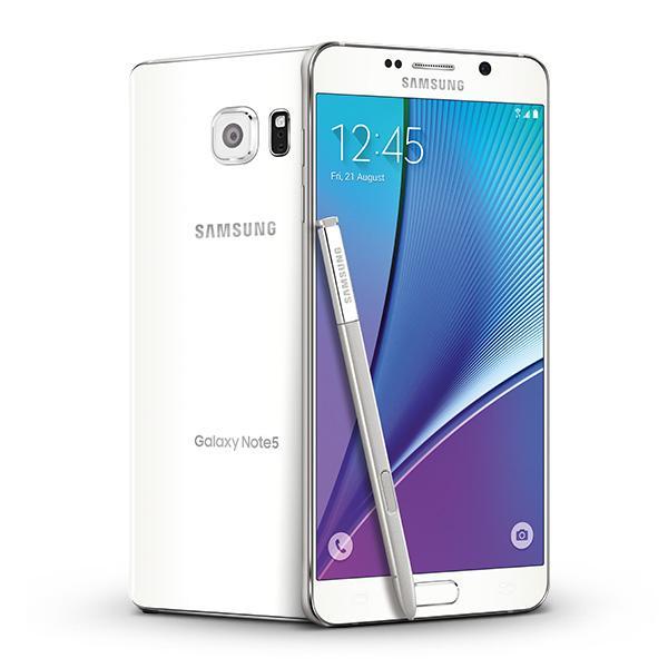 Grade-B Samsung Galaxy Note 5 - Verizon (Pearl White)
