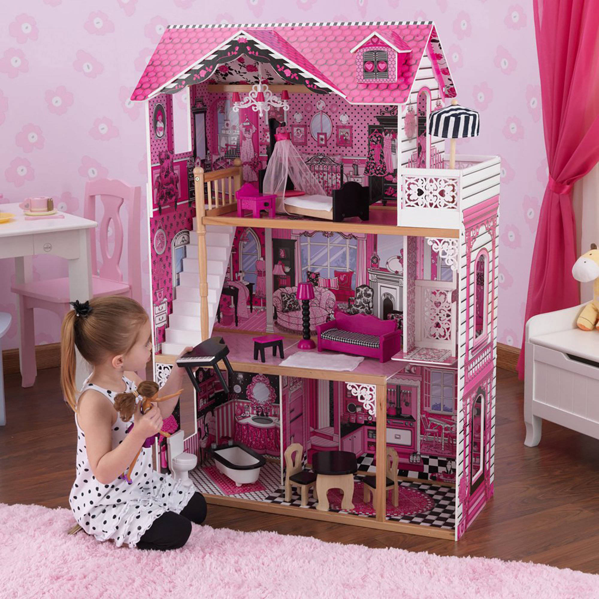 KidKraft Amelia Dollhouse with Furniture