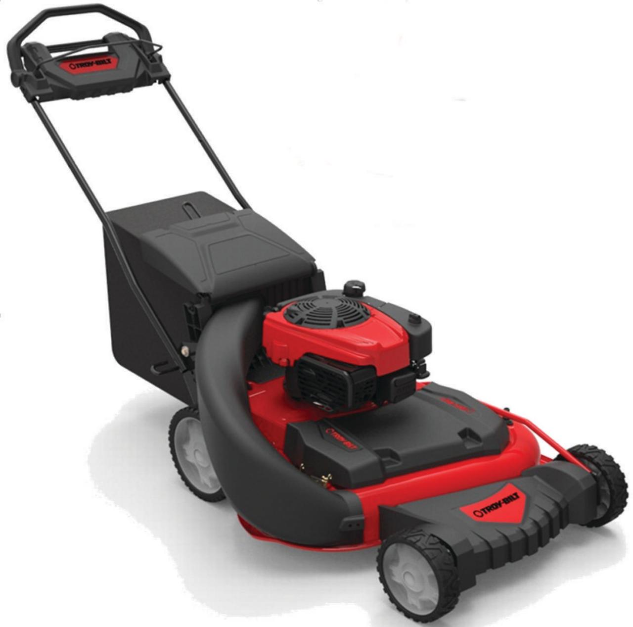 MTD Products Troy-Bilt 12ABW32G766 Lawn Mower, 28 in W, 1...