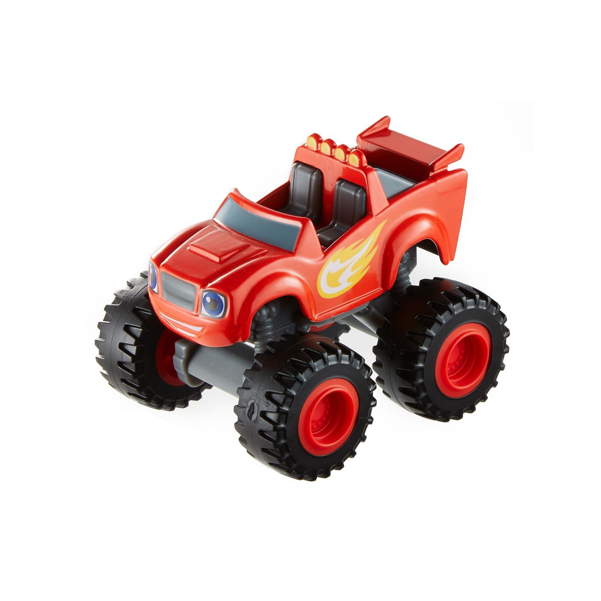 Nickelodeon Blaze and the Monster Machines Blaze Vehicle