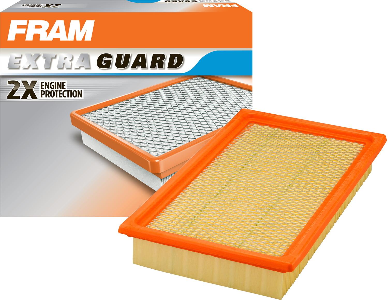 FRAM Extra Guard Air Filter, CA10242 by FRAM