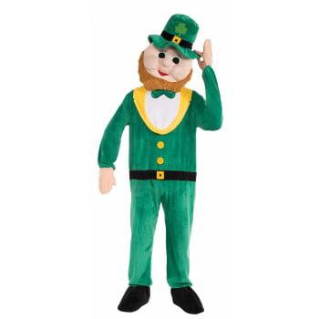 MASCOT-LEPRECHAUN-STD - Bowling Green Mascot