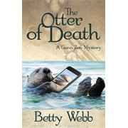 Gunn Zoo: The Otter of Death (Paperback)(Large Print)