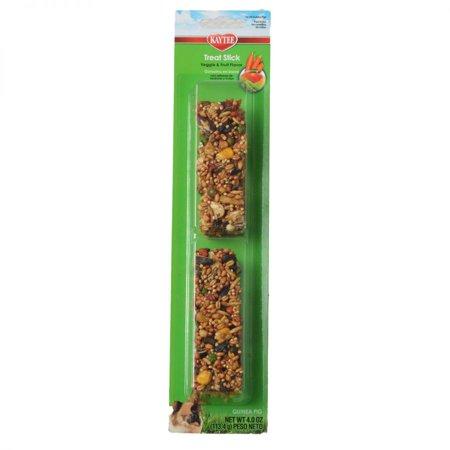 Kaytee Fiesta Fruit & Vegetable Treat - Guinea Pig 4 oz - Pack of 3