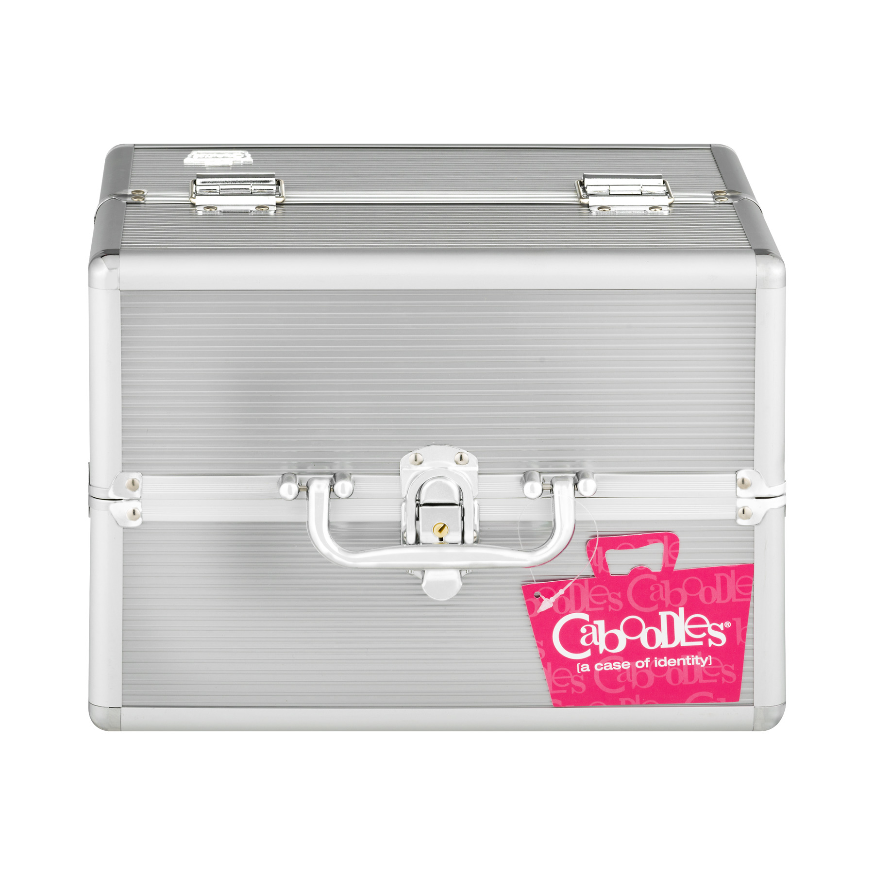 Caboodles Goddess 4 Tray Train Makeup Case