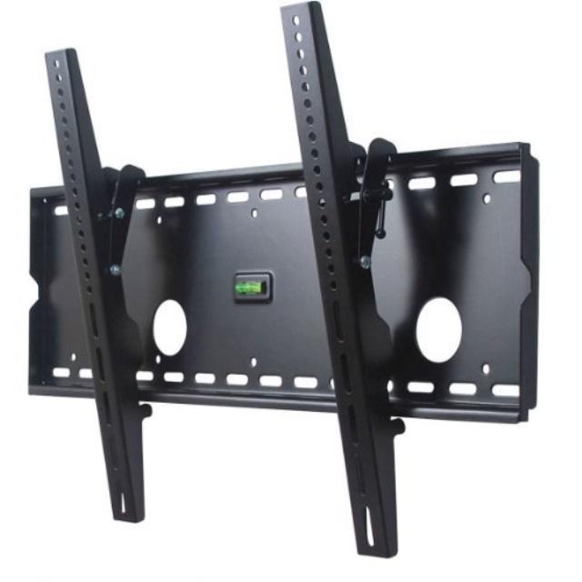 "videosecu premium heavy duty tilt tilting adjustable tv wall mount bracket for 37 39 40 42 46 47 50 52 55 58 60 62 63 65 70 75"" inch lcd led plasma flat screen tv 3h0"