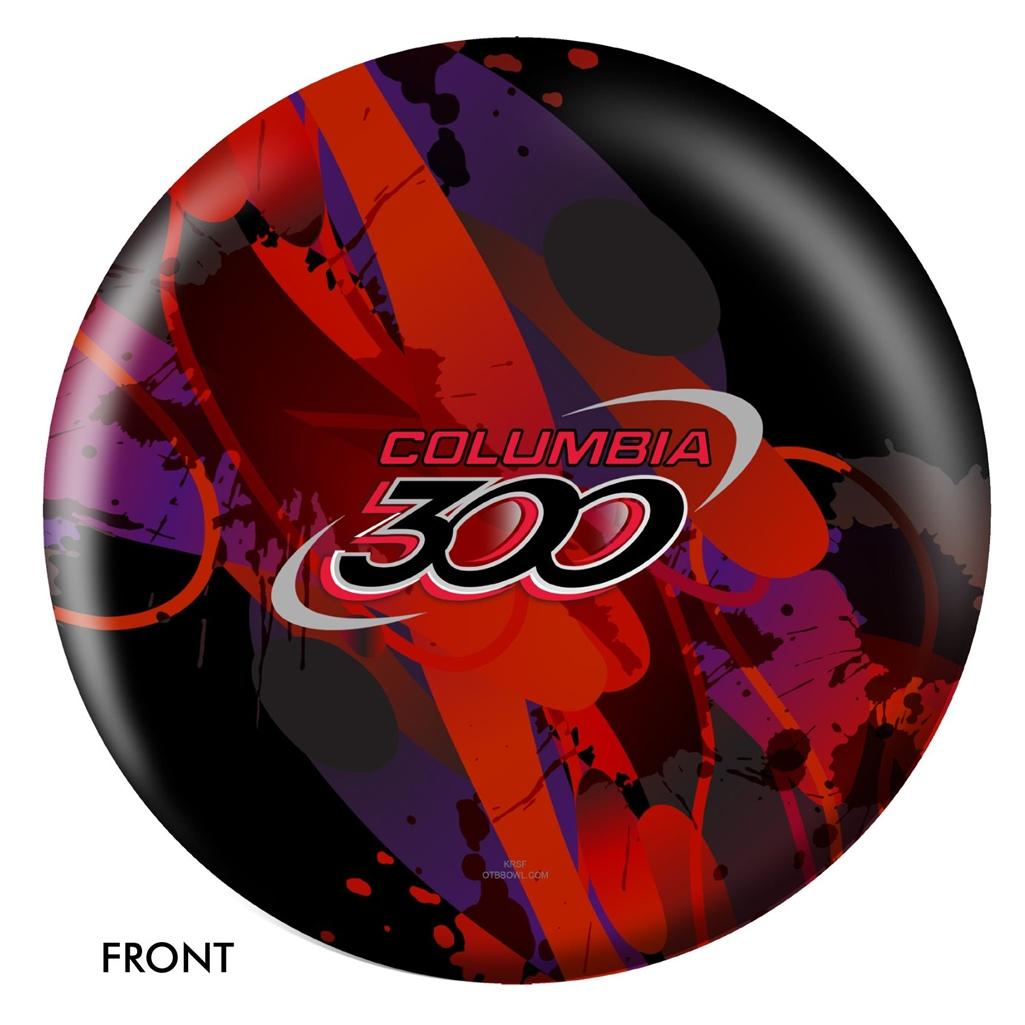 Bowling ball brand logos