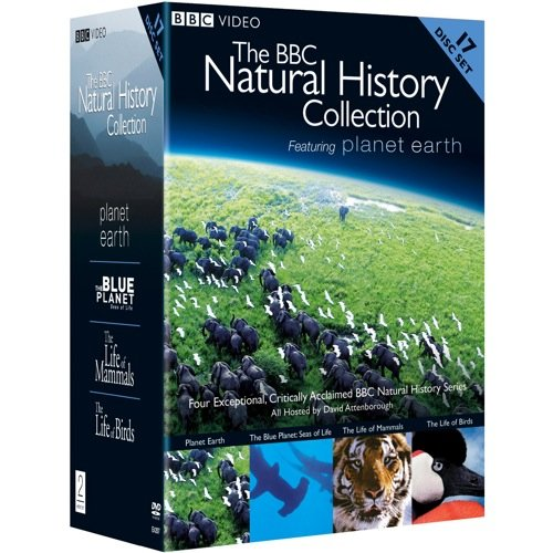 The BBC Natural History Collection (Widescreen) by WARNER HOME VIDEO