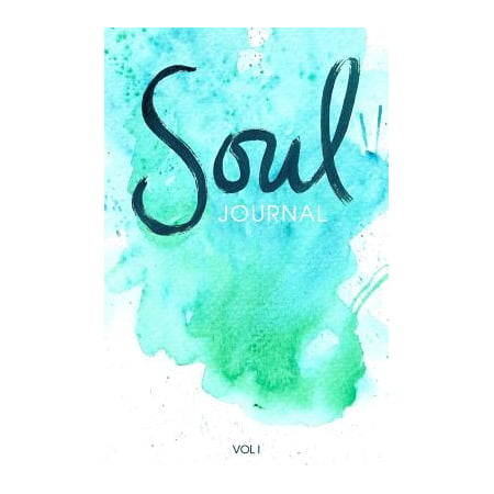 Soul Journal : A Writing Prompts Journal for Self-Discovery