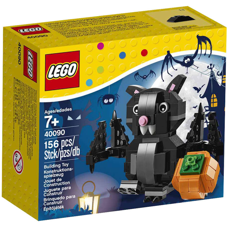 LEGO Halloween Bat Building Set, 40090
