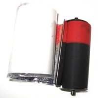 CW-001 Checkwriter Ribbon Black & Red Check Writer