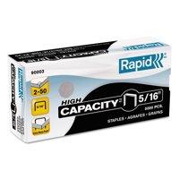 Rapid Staples for S50, SuperFlatClinch High Capacity Stapler -RPD90003