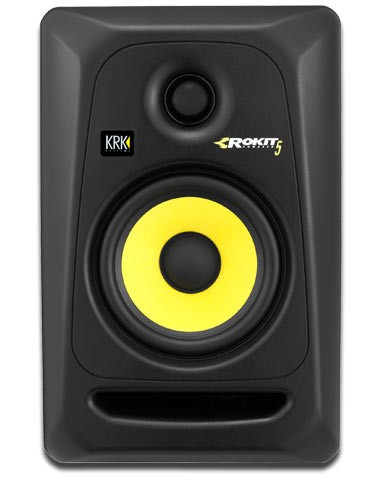 KRK Rokit 5 G3 Series 5-Inch 50-watt Powered Studio Monitor - Each