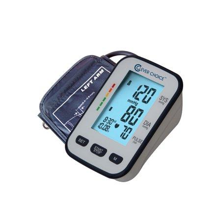 Clever Choice Upper Arm Elite Blood Pressure Monitor - Wide Cuff