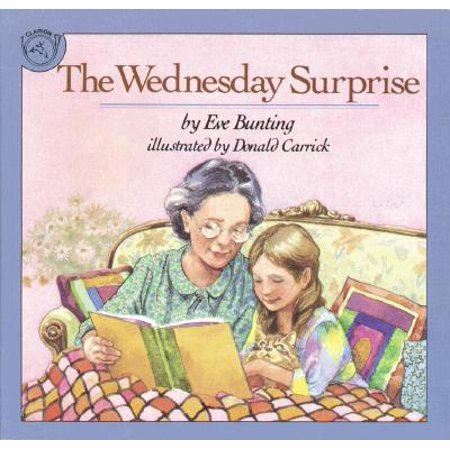 The Wednesday Surprise - Adams Family Wednesday