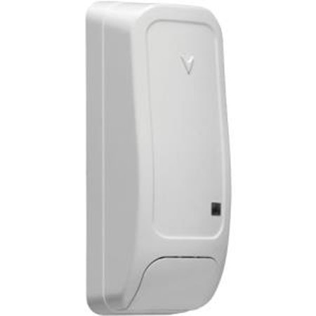DSC PG9945 Wireless PowerG Door/Window Security Contact with Auxiliary Input ()