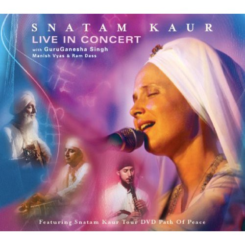 Live In Concert (W/Dvd)