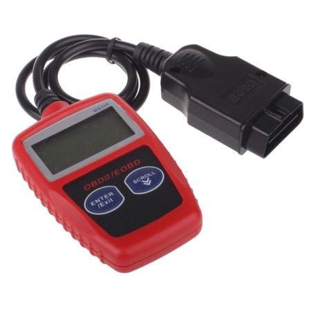 MS309 OBD2 OBDII EOBD Scanner Car Code Reader Digital Data Tester Scan Diagnostic Engine Tool