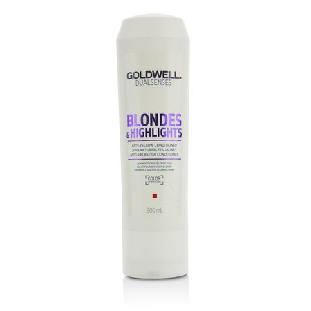 Dual Senses Blondes & Highlights Anti-Yellow Conditioner (Luminosity For Blonde