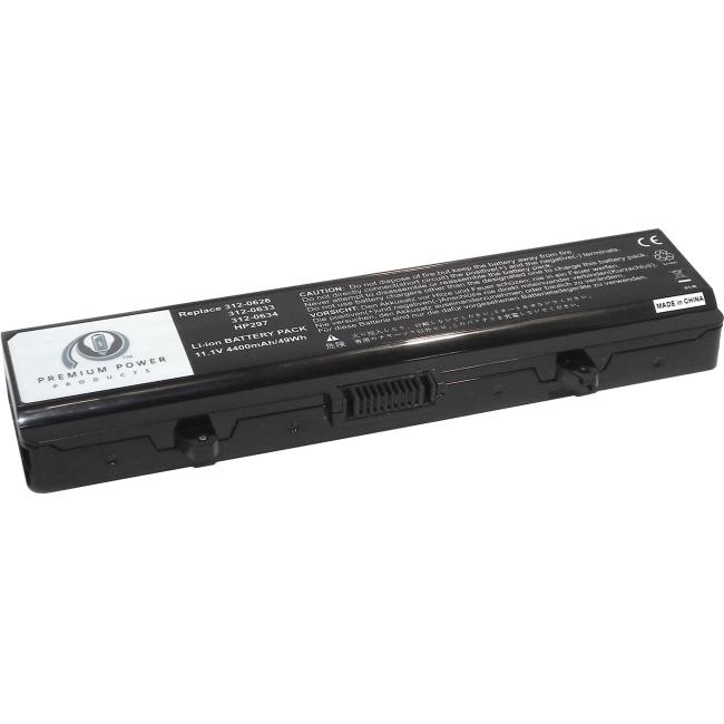 V7 Technology 312-0633-EV7 Battery for Select Dell Latitu...