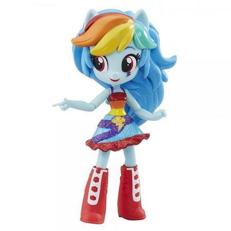 My Little Pony Equestria Girls Minis School Dance Rainbow - Rainbow Dash Best Pony