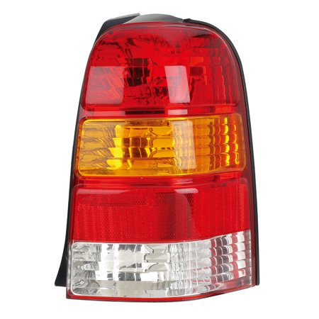 2005 2007 Ford Escape 05 07 Hev Penger Right Side Rear Back Lamp Tail Light