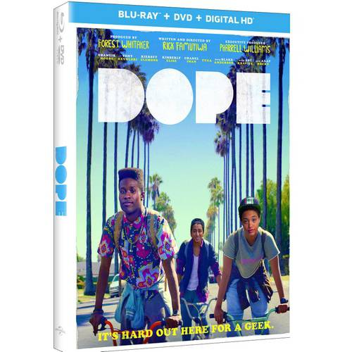 Dope (Blu-ray   DVD   Digital HD) (With INSTAWATCH)