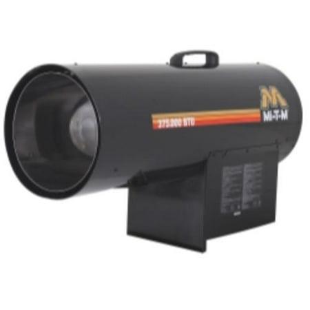 Mitm MTMMH-0375-LM10 Portable Propane Forced Air Heater, 375,0000 Btus