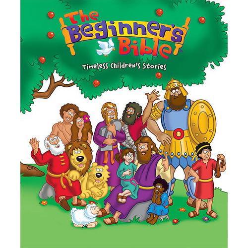 The Beginners Bible: Timeless Bible Stories