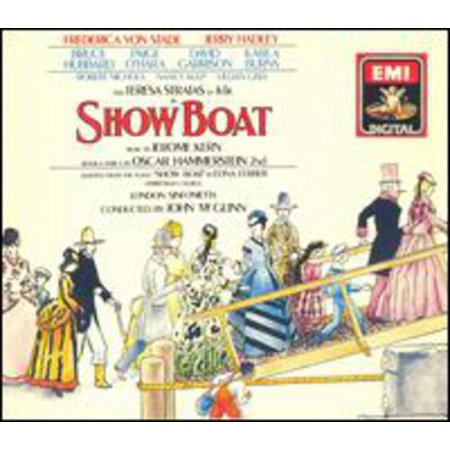 Halloween Cast 1988 (J. Kern - Show Boat [1988 Studio Cast])