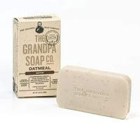 Grandpa's Oatmeal Soap (Case of 24 Bars)