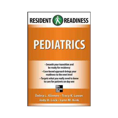 Resident Readiness Pediatrics
