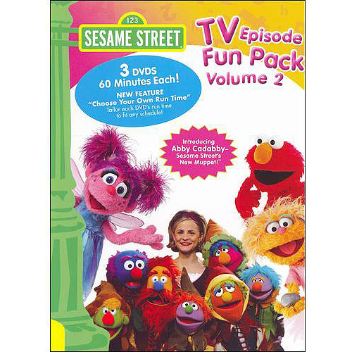 Sesame Street: TV Episode Funpack, Vol. 2 (Full Frame)