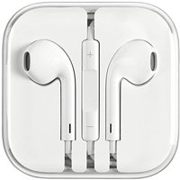 Refurbished Apple MD827LL/A EarPods with Remote and Mic, White