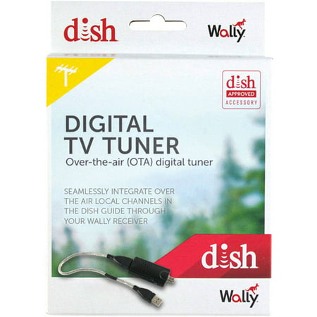 Dish 610-001 Dual-tuner Ota Adapter For Dish Wally Hd -