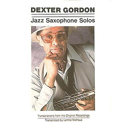 Dexter Gordon: Jazz Saxophone Solos