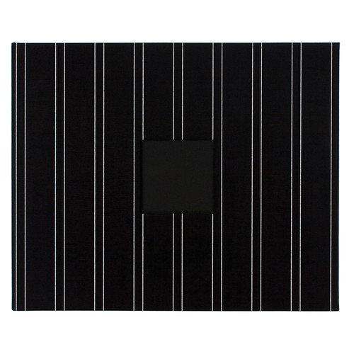 American Crafts 12'' x 12'' Striped Scrapbook Album