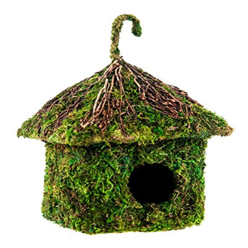 MOSSY HIDE SHACK VINED ROOF