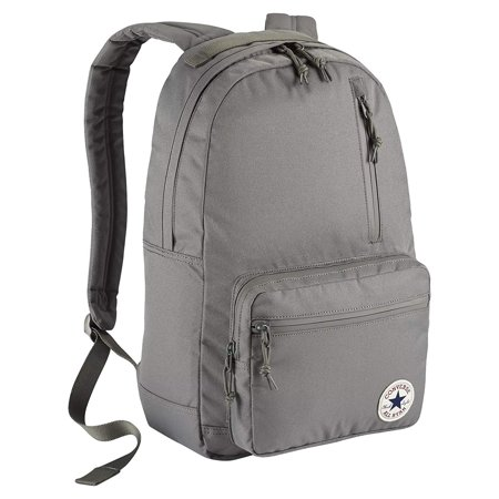 Converse Chuck Taylor All Star Go Backpack 2.0 One Size (Gray)