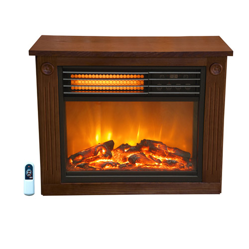 Source Green by Lifesmart R2001FRP13 Fireplace Heater 1500w (Refurbished)