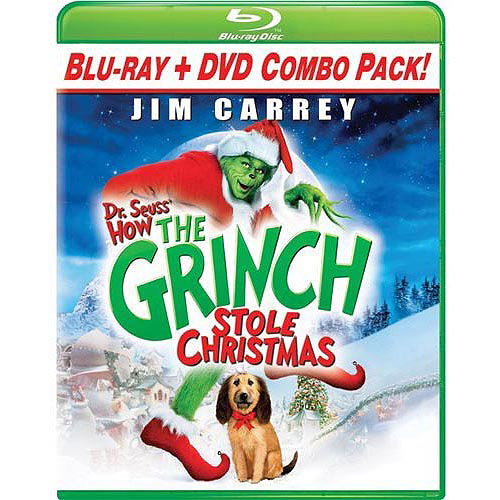 Dr. Seuss' How The Grinch Stole Christmas (Blu-ray) (Widescreen)