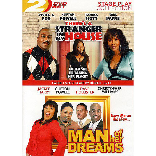 There's A Stranger In My House / Man Of Her Dreams (Widescreen)