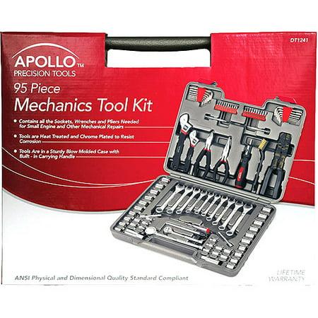 Apollo Tools 95pc DT1241 Mechanics Tool Kit