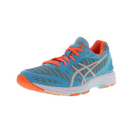 Asics Women's Gel-Ds Trainer 22 Aquarium / Aqua Splash Flash Coral Ankle-High Training Shoes -