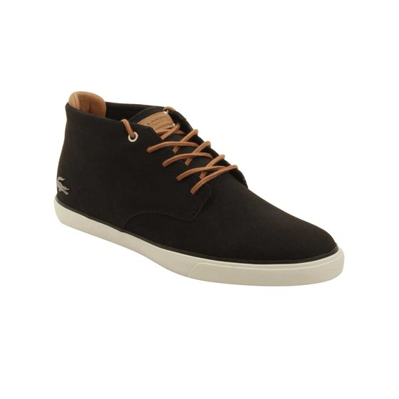 32105953c ... and cushioned OrthoLite insole for all-day comfort. Looks great with  dark rinse denim and a sweater. Lacoste Men s Esparre Chukka 118 1 Sneaker