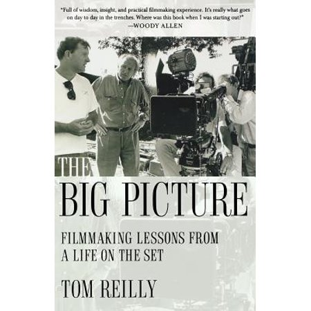 Lesson Set (The Big Picture : Filmmaking Lessons from a Life on the Set)