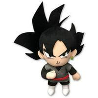 "Great Eastern GE-52342 Dragon Ball Super 8"" Goku Black Plush"