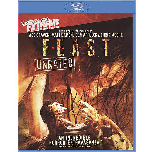 Feast (Unrated) (Blu-ray)        (Widescreen)
