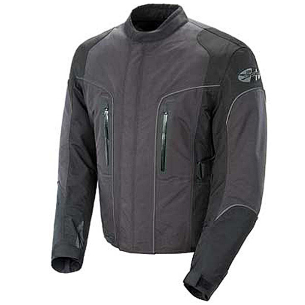 Joe Rocket Alter Ego 3.0 Mens Gunmetal Textile Jacket
