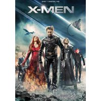 X-Men Trilogy Pack Icons (DVD + Digital HD)